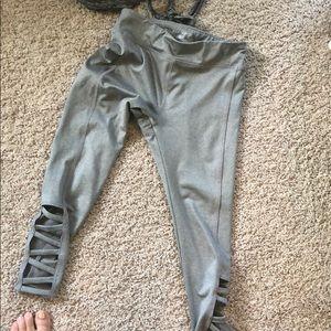 Danskin Pants - Grey workout leggings